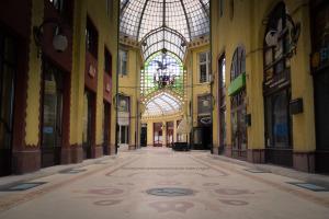Oradea - Pasajul Vulturul Negru