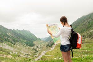 Transfagarasan Carpathians hiking trekking